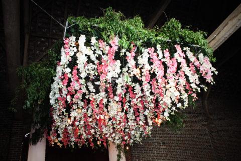 Bloemenplafond
