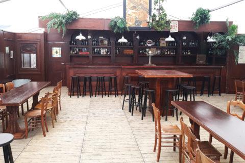 Cuba Bar Binnen